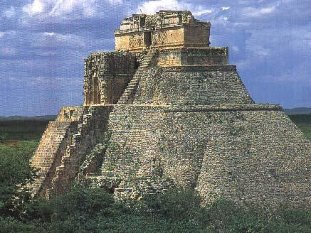 pyramiden der maya